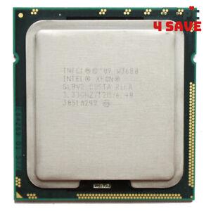 Intel Xeon W3680 SLBV2 3.33GHz 12M Six Core LGA 1366 Server CPU Processor 130W