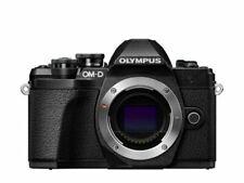 Olympus OM-D E-M10 Mark III 16.1MP Mirrorless Micro Four Thirds Digital Camera - Black (Body Only)