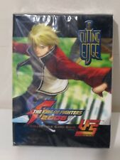 UFS CCG The King of Fighters 2006 Cutting Edge Rock Howard Deck - Sealed