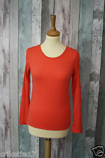 Sous pull col rond corail .... Taille 1 Neuf °°°°°D47B°°°°°