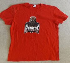 Tusken City Raiders Camiseta Rojo Star Wars Tamaño: 2XL Guerrero Shirt Top Gildan
