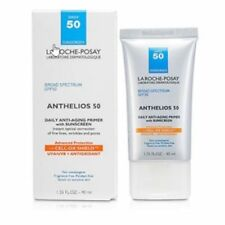 ANTHELIOS ANTI-AGING FACE PRIMER SPF 50 1.35 fl.oz EXPIRES 2022