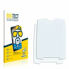 2x BROTECT Matte Screen Protector for Siemens S65 Protection Film