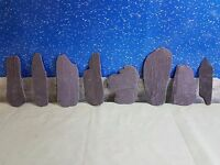 Fennstones flat loose real natural slate furnishing stone aquarium & vivarium