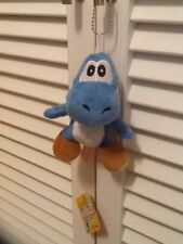 Nintendo Super Mario 12cm blue Yoshi plush toy