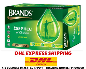 6 x BRAND'S Essence Of Chicken Energy Immunity Booster 70g per Bottle