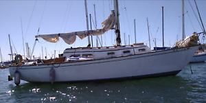1968 Ericson 30' Sailboat - California
