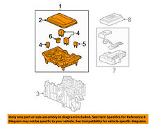 GM OEM-Fuse Box-Fuse & Relay Box 84075773
