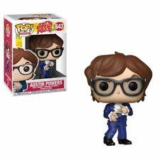 Funko Pop! Movies: - Austin Powers - Austin Powers 889698307734 (Toy Used)