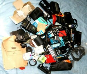 A JOBLOT OF CAMERA / PHOTO BITS AND ACCESSORIES #2