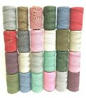 Bakers Twine Craft Gift Wrapping Cord String 10 , 20 or 30 Metres <br/> BUY 2 - 15% OFF ; BUY 3 - 20% OFF ; BUY 4 - 25% OFF