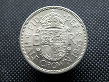 HALFCROWN COINS incl. BETTER GRADES - 1947 to 1967 - PICK YOUR COIN ! (OS01)