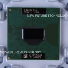 Lot of 10 Intel Pentium M 770 SL7SL 2.13 GHz 533 MHz Socket 479 CPU Processors