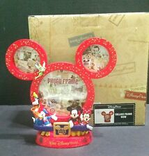 NEW Disney World COLLAGE Mickey Minnie Goofy Tinkerbell Picture Photo Frame WDW