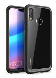 Huawei P20 Lite Case, SUPCASE Unicorn Beetle Style Hybrid Protective Clear Cover