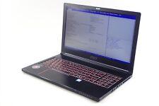 "15"" MSI Stealth Pro GS63VR i7-7700HQ 512GB SSD 1TB HDD 32GB RAM GeForce GTX 1070"