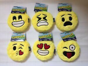 Ancol Emoji Flingers - Dog Toys