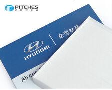 Genuine Hyundai AZERA SANTAFE SPORT Cabin Air(Aircon) Filter(x1)-  97133-G8000