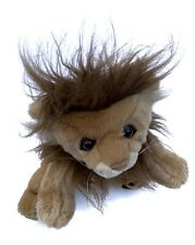 Born in Africa Lion Plush Toy Stuffed Animal 19 Inches