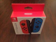 (Brand New)!!!  Nintendo Switch Blue/Red Joy-Con  (Brand New)!!