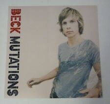 Beck Mutations Lp 12x12 Album Cover Photo