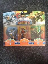 Skylanders Giants - Sonic Boom, Sprocket, Stump Smash - NEU OVP