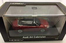 Audi A4 cabriolet Voiture Miniature Norev 1/43 Neuve