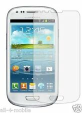 3 front screen cover guard film foil for Samsung GT-i8190 Galaxy S3 Mini