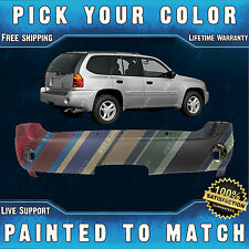 NEW Painted to Match - Rear Bumper Cover for 2002-2009 GMC Envoy SUV 02-09
