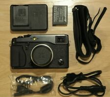 Fujifilm X Series X-Pro1 16.3MP Camera + Lens