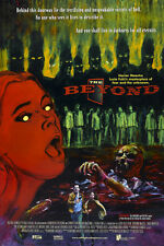 THE BEYOND CLASSIC HORROR movie poster SPOOKY bog ZOMBIES 24X36