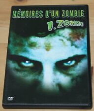 Mémoires d'un zombie - DVD