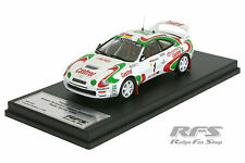 1:43 Toyota Celica GT-Four-armin negro/denis giraudet-Rally combatió 1996