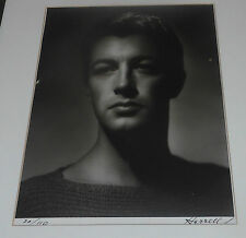 ROBERT TAYLOR George Hurrell Signed Limited Edition #20/110 Framed/Matted 1930's