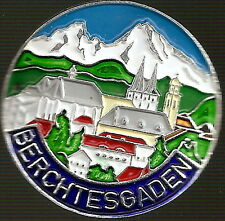 Berchtesgaden Medallion Stocknagel Mount G3476 Blue