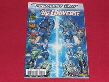 DC UNIVERSE 64 PANINI COMICS TRES BON ETAT
