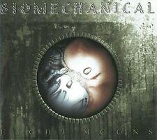BIOMECHANICAL Eight Moons CD: BALANCE OF POWER + PANTERA = Tech Power Thrash!!!
