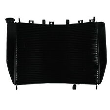 Radiator Cooler Cooling Black For Kawasaki Ninja ZX-9R ZX900F 1998-2003 99 00 01