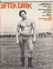 AFTER DARK entertainment magazine/THE GREATEST SHOW ON EARTH 4-71