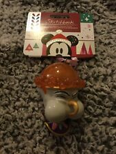 Disney Beauty And The Beast Chip Cup Christmas Tree Bauble