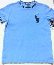 Ralph Lauren Boys T- Shirt Big Pony Size 6
