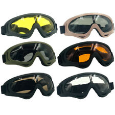 Bravo Tactical V2 Full Seal Extreme Sports Airsoft Goggles BRAVO GOGGLE TAC V2