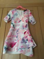V By Very Floral Dress Size 8 Brand New