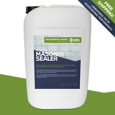 Stonecare4u Essential Masonry Sealer 25L Trade Size - water repellent sealer
