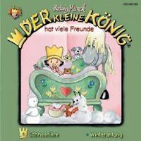 DER KLEINE KÖNIG - 03: HAT VIELE FREUNDE  CD  KINDERHÖRSPIEL  NEU