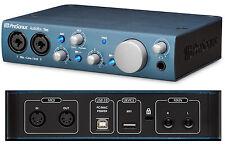 Presonus Audiobox iTWO scheda audio usb 2.0, in mic e instrument PC/mac/iOS MIDI
