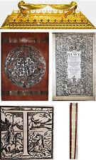 1611 ORIGINAL ANTIQUE KING JAMES HOLY BIBLE 1ST-ED KJV Jesus Christian Religious