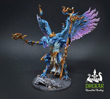 Lord of change tzeentch warhammer 40K ** COMMISSION ** pro painting