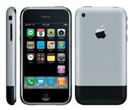 Apple iPhone 1st Gen 2G 3.5 inch 4GB Unlocked Phone Black B *VGC* + Warranty!