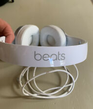 Beats by Dr. Dre Solo2 Over the Ear Headphones - White Case Included
